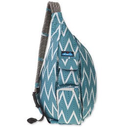 KAVU Women's Rope Sling Zig Zag Backpack