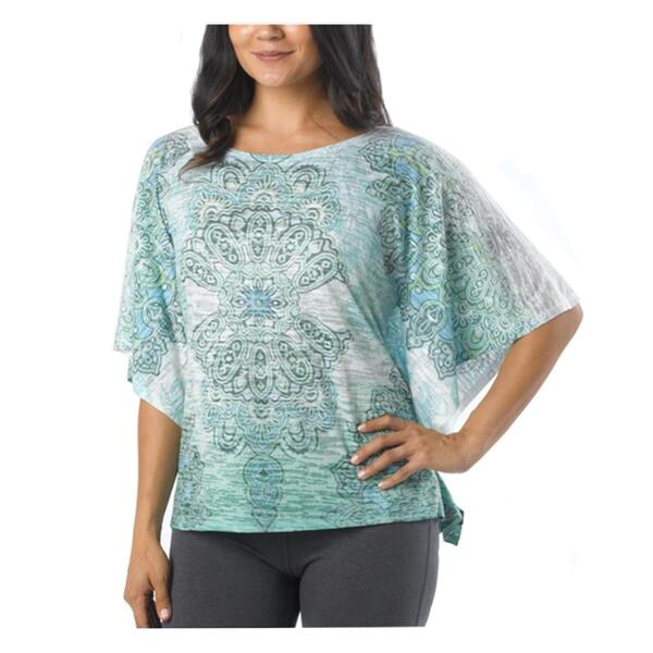 Prana Women's Paradise Short Sleeve Top