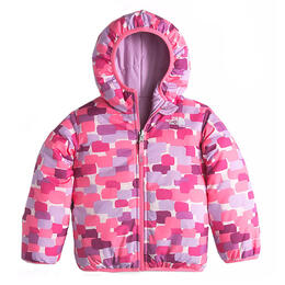 The North Face Toddler Girl's Perrito Reversible Ski Jacket