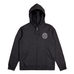 Brixton Men's Pace Zip Fleece Hoodie