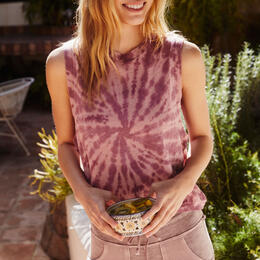 Free People Women's Love Tank Tie Dye
