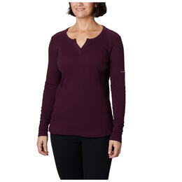 Columbia Women's Fall Pine Long Sleeve Pullover Top