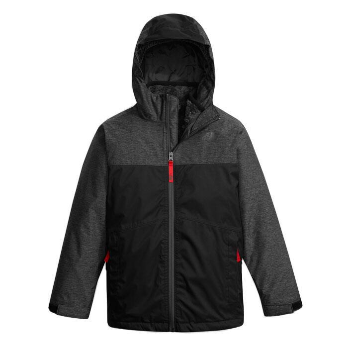 ef90cd5b4160 The North Face Boy s Chimborazo Triclimate Jacket - Sun   Ski Sports