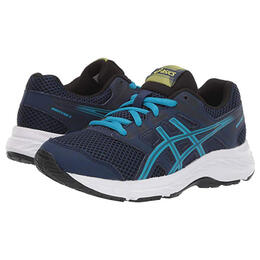Asics Boy's Gel-Contend 5 Running Shoes Laces (Big Kids)