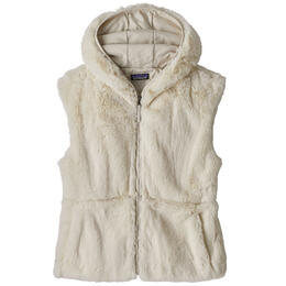 Patagonia Women's Lunar Frost Hooded Vest