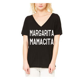 Oil Digger Tees Women's Margarita Mamacita Short Sleeve T Shirt