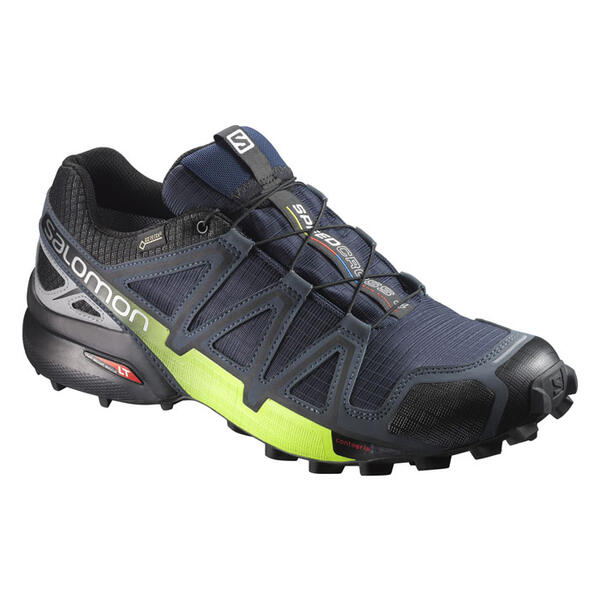 Salomon Men's Speedcross 4 Nocturne GTX Tra