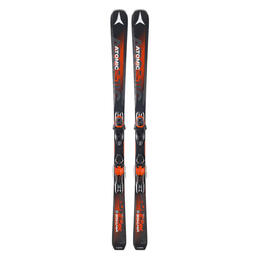 Atomic Men's Vantage X 75 C All Mountain Skis with Lithium 10 Bindings '17