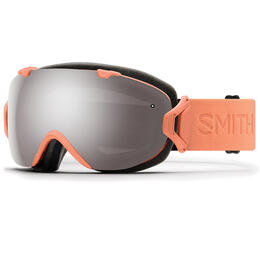 Smith Women's I/os Snow Goggles W/ Chromapop Sun Platinum Mirror Lens