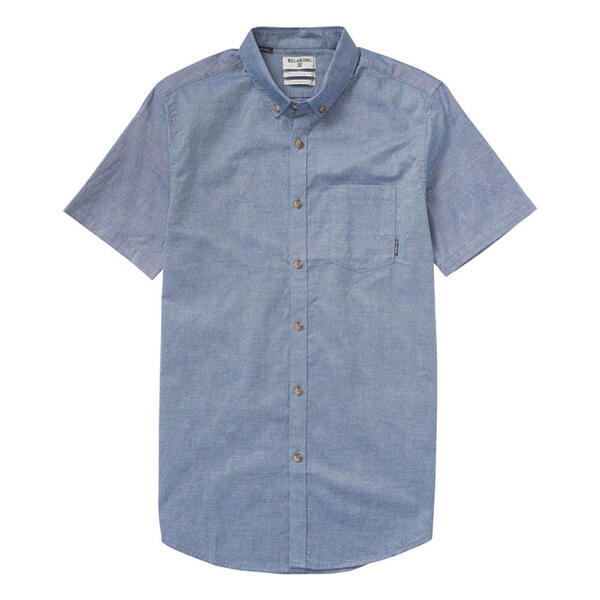 Billabong Men's Allday Oxford Button Down S
