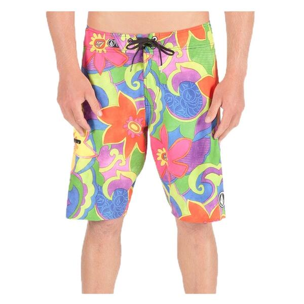 Volcom Men's Fern Mod Boardshorts