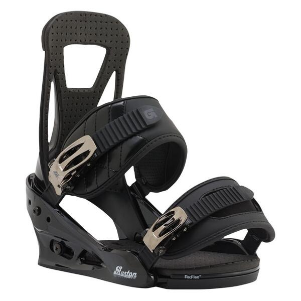Burton Snowboards Men's Freestyle Snowboard Bindings '16