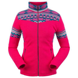 Spyder Women's Bella Full Zip Fleece Jacket