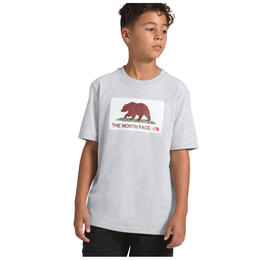 The North Face Boy's Graphic Short Sleeve T Shirt