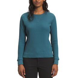 The North Face Women's Chabot Long Sleeve Crew Shirt