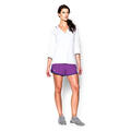 Under Armour Women's Perfect Pace Running Shorts Front View