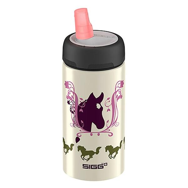 Sigg Active Top Horses .4l Water Bottle