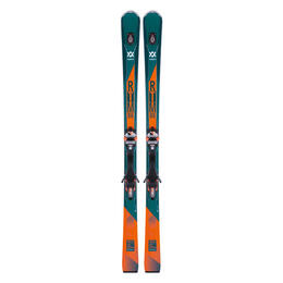 Volkl Men's RTM 86 All Mountain Skis with WideRide XL 12 Bindings '18