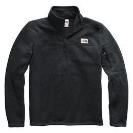 The North Face Men's Gordon Lyons 1/4 Zip Fleece Sweater