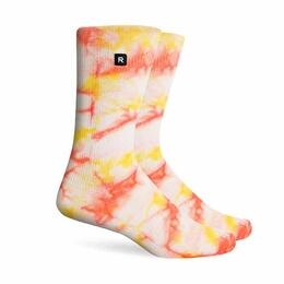 Richer Poorer Men's Midweight Sherbert Crew Socks