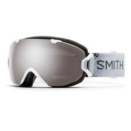 Smith Women's I/OS Snow Goggles With Chromapop Platinum Mirror Lens