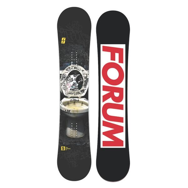 Forum Men's The Contract Snowboard '13