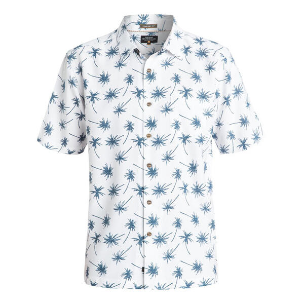 Quiksilver Men's Mini Palms Shirt
