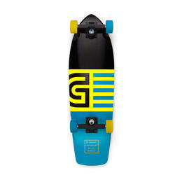 Goldcoast Jetty Blue Cruiser Board '15