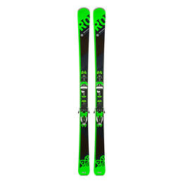 Rossignol Men's Experience 88 HD All Mountain Skis with SPX Konect Bindings '18