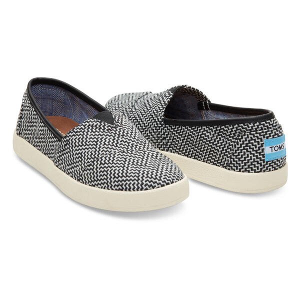 Toms Women's Avalon Slip-On Casual Shoes