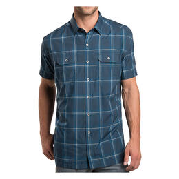 Kuhl Men's Response Woven Short Sleeve Shirt