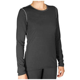 Hot Chillys Women's Stretch Crewneck Top