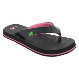 Sanuk Girl's Yoga Mat Girls Sandals