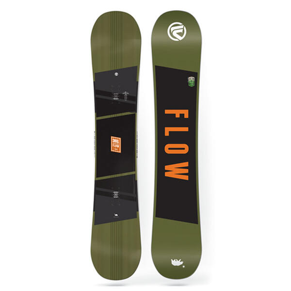 Flow Men's Chill All Mountain Snowboard
