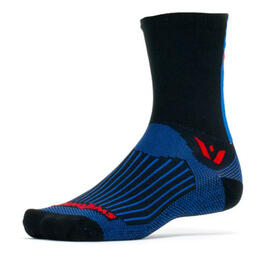 Swiftwick Men's Vision Five Colorado Pride Cycling Socks