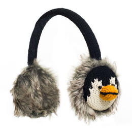 Knitwits Peppy The Penguin Earmuffs