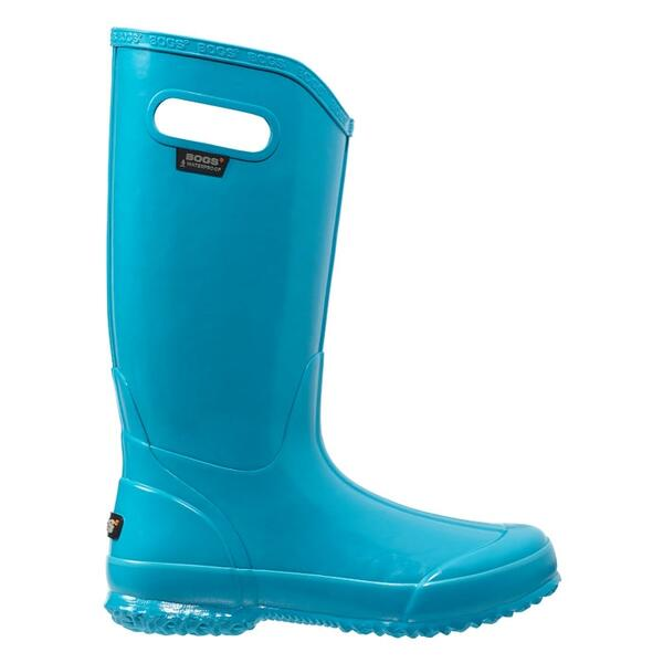 Bogs Women's Rainboot Solid Waterproof Boots