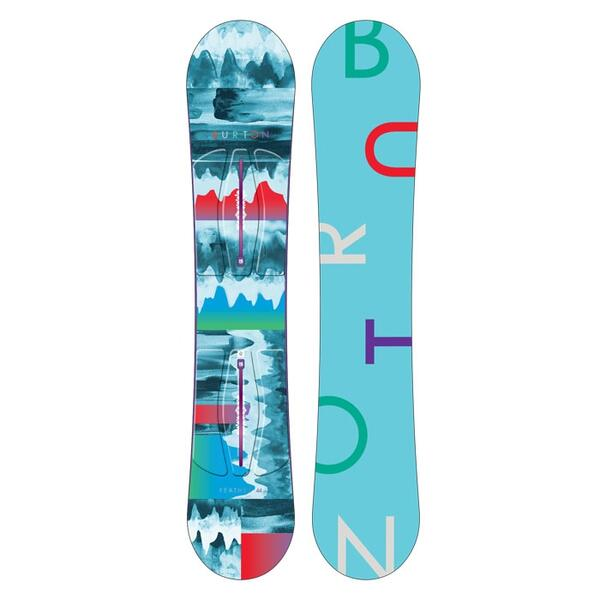 Burton Women's Feather Snowboard '16