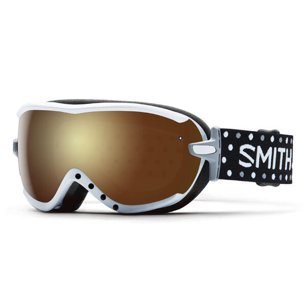 Smith Women's Virtue Snow Goggles With Gold