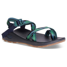 Chaco Men's Z/Cloud 2 Sandals Pyramid Green