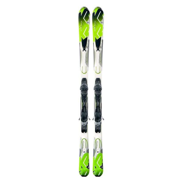 K2 Men's AMP Photon All Mountain Skis With M3 10.0 Bindings '13