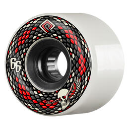 Powell Peralta Snakes Skateboard Wheels (4 Pack)