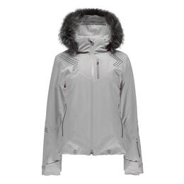 Spyder Women's Hera Real Fur Insulated Ski Jacket