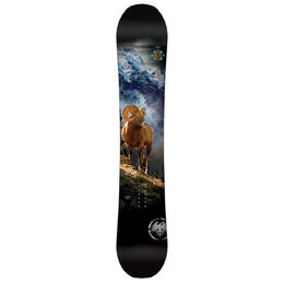 Never Summer Men's West X All Mountain Snowboard '19