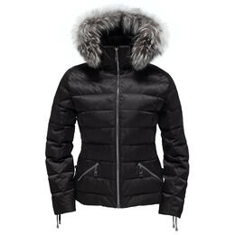 SKEA Women's Deva With Silver Fox Jacket