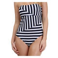 Nautica Women's Broadside Striped One Piece