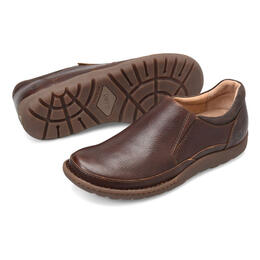 Born Men's Nigel Slip-On Casual Shoes Brown
