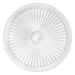 Treasure Garden Classic White Umbrella Base