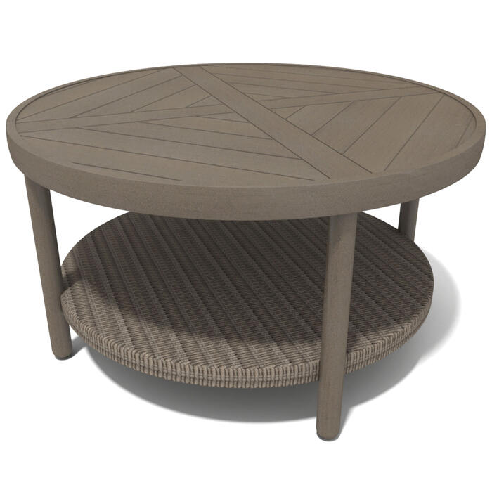 Winston Hampton Round Coffee Table