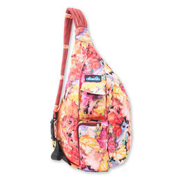 Kavu Women's Rope Sling Leaf Me Be Backpack